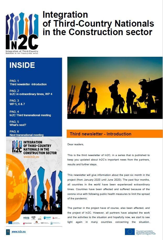 In2C Newsletter EN